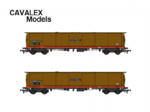 Cavalex 'KBA' Barrier Wagon (Twin Pack) [NOT YET RELEASED]